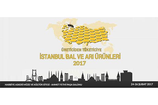 İstanbul Bal ve Arı Ürünleri Fuarı 2017
