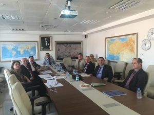 Gıda Tarım ve Hayvancılık Bakanlığı AB ve Dış İlişkiler Genel Müdürlüğü Apimondia Toplantısı