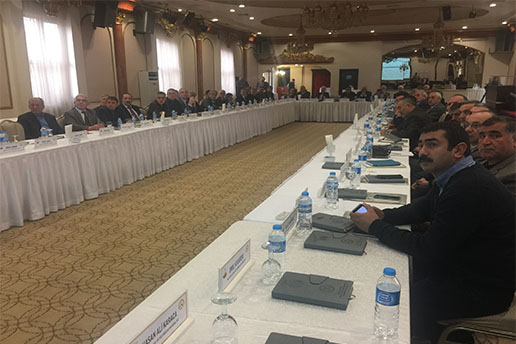 TAB İl Birlik Başkanları Toplantısı