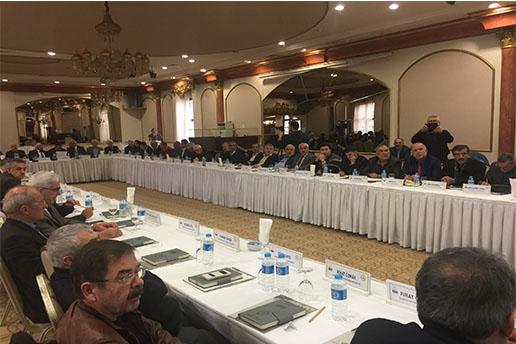45. Apimondia Kongresi Hazırlık Toplantısı