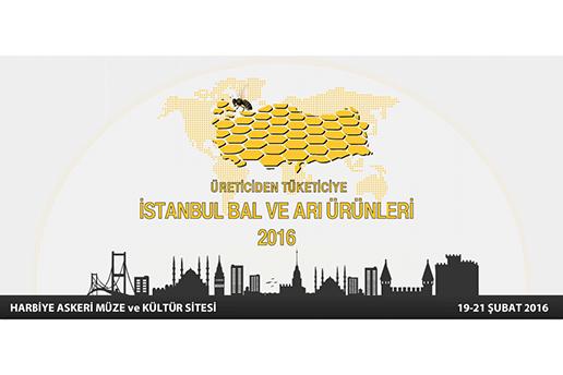 İstanbul Bal ve Arı Ürünleri 2016