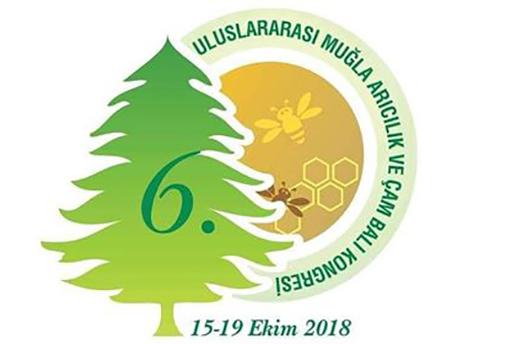 6. Uluslararası Muğla Arıcılık ve Çam Balı Kongresi