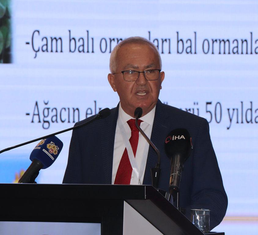 TAB Genel Başkanı Ziya Şahin Güven Tazeledi